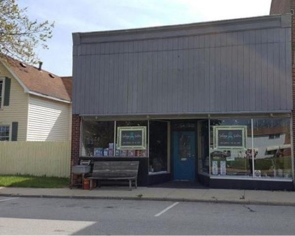 SOLD (Pre Auction) Retail Or Office Building In Lapel Indiana