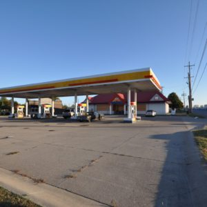 Gas Station Offered At Auction In Columbus Indiana
