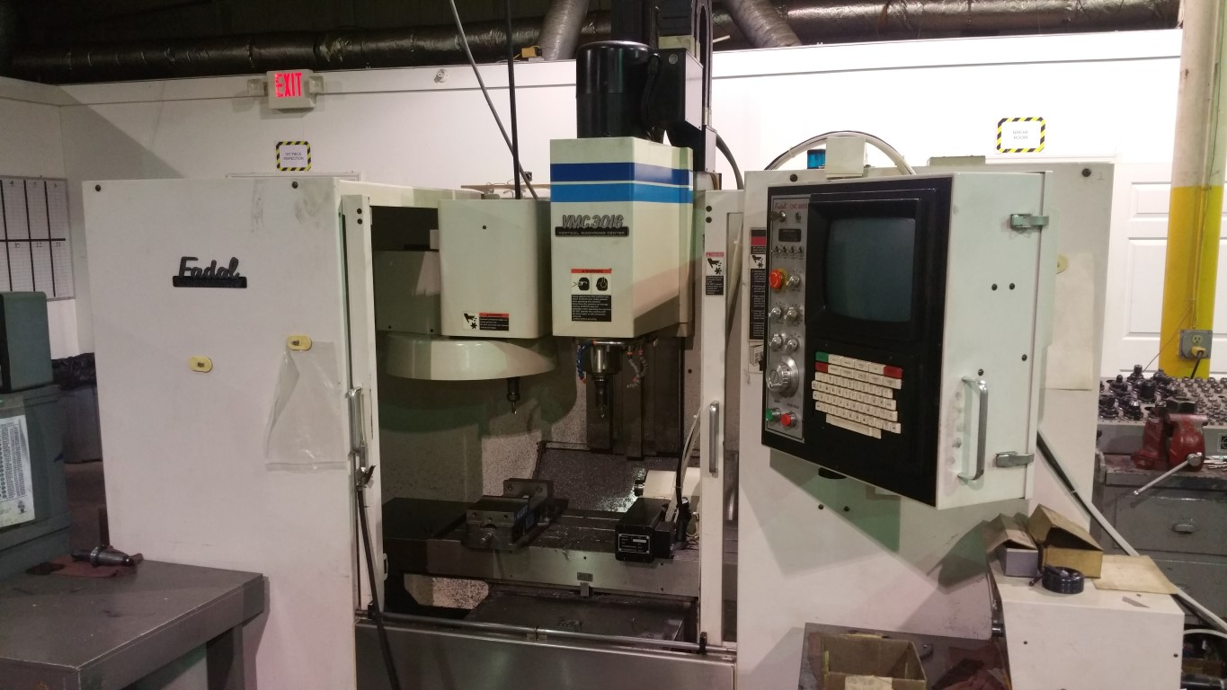 cnc machine ohio