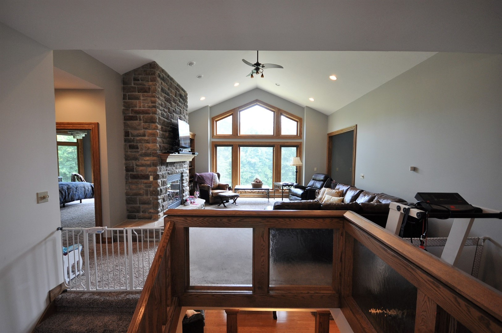 View From Formal Dining Room